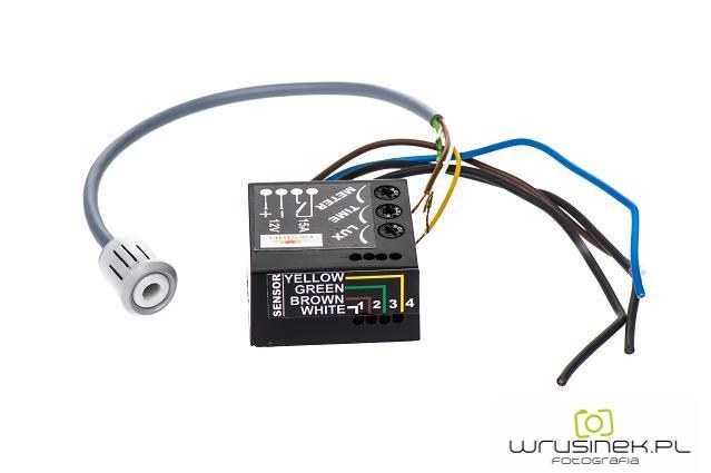 Navíc k ovladačům nabízíme unikátní senzory pohybu a soumraku v jednom